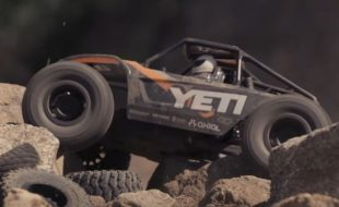 Axial RTR Yeti Jr. 1/18 4WD Rock Racer [VIDEO]
