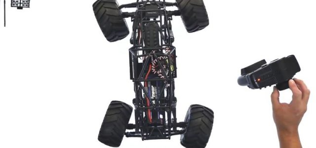 Axial SMT10 With All Wheel Steering [VIDEO]