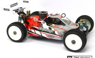 Bittydesign Force Clear Body For The Kyosho TKI 4 [VIDEO]