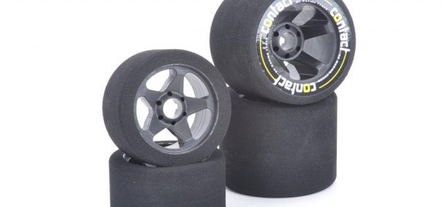 Contact RC 1/8 Nitro On-Road Tires