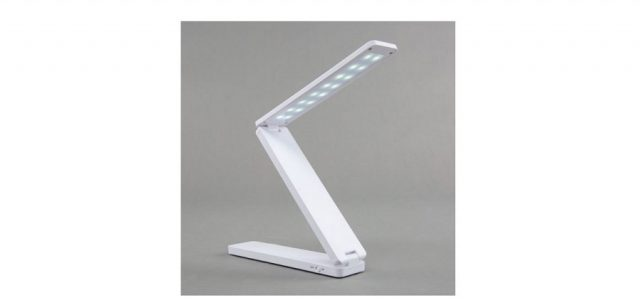 Dynamite RC Rechargeable Folding LED Work Light