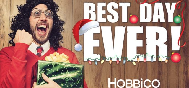 Hobbico's Best Day Ever Contest [VIDEO]