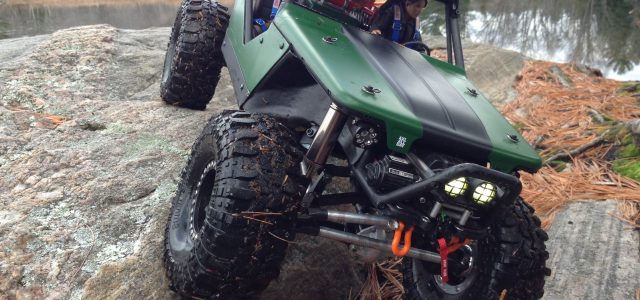 Axial Wraith Trail Frog [READER'S RIDE]