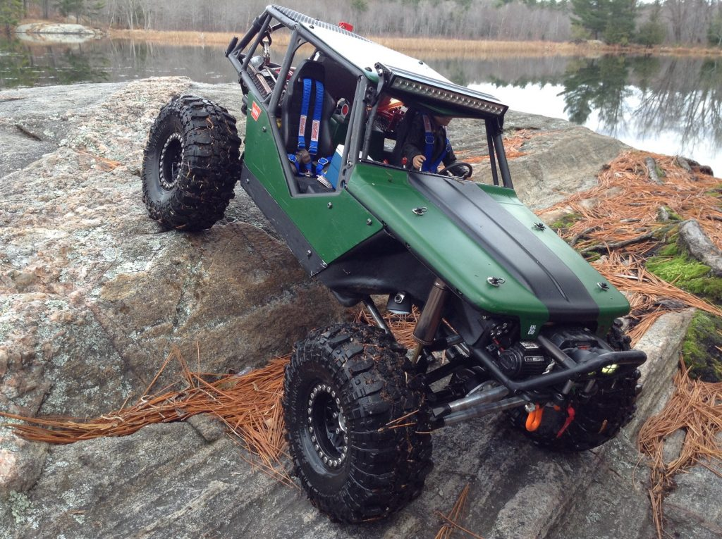 Axial Wraith, RC4WD, Rave, Spektrum, Pro-Line Racing, Gearhead RC