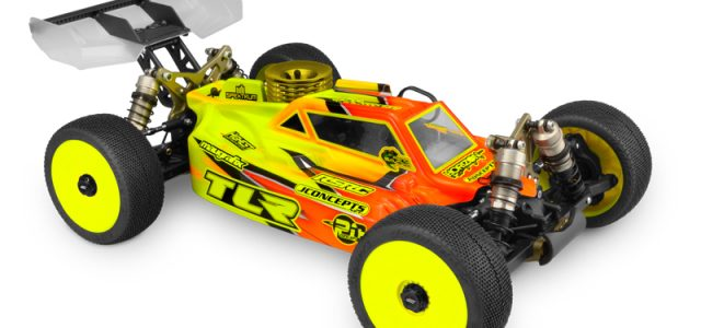 JConcepts S2 Body For The TLR 8ight 4.0 [VIDEO]