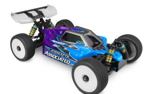 JConcepts Strike 2 Body For The Team Associated RC8B3e