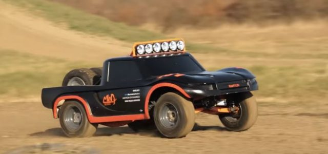 Mammuth Works 1/3 Rewarron Short Course Truck [VIDEO]