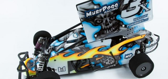 Murfdogg Demon X 1/10 2wd Electric Sprint Car Chassis Kit
