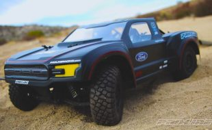 Pro-Line '17 Ford Raptor Trophy Truck Body [VIDEO]