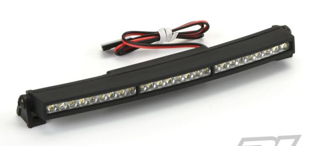 Pro line 5 curved led light bar kit rc car action pro line 5 curved led light bar kit aloadofball Image collections