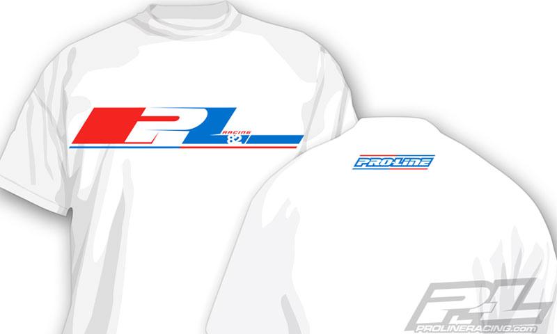 pro-line-82-white-t-shirt