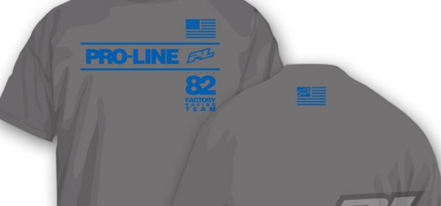 Pro-Line Factory Team Gray T-Shirt