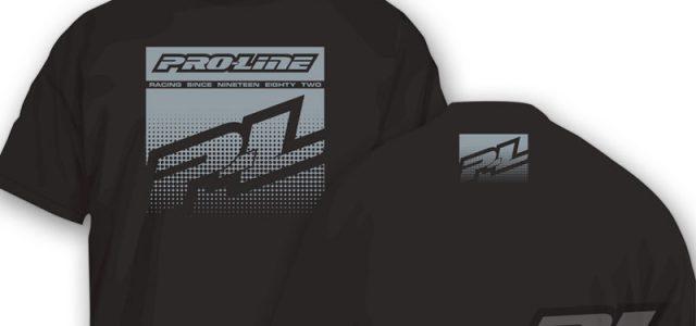 Pro-Line Half Tone Black T-Shirt