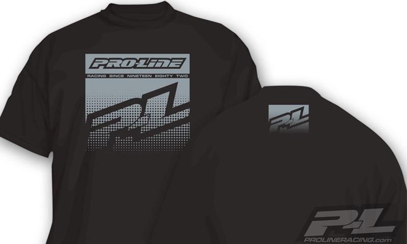 pro-line-half-tone-black-t-shirt