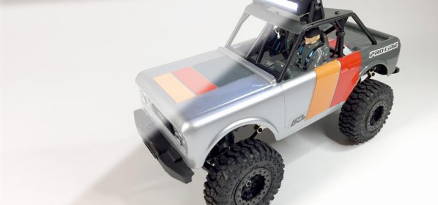 Add a light bar to your pro line ambush how to rc car action add a light bar to your pro line ambush how to aloadofball Image collections