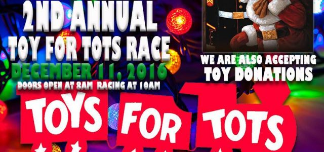 RC Excitement 2nd Annual Toys For Tots Race