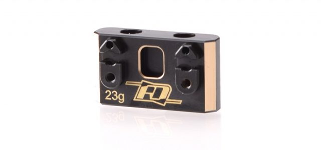 Revolution Design B6 Brass Gearbox Brace