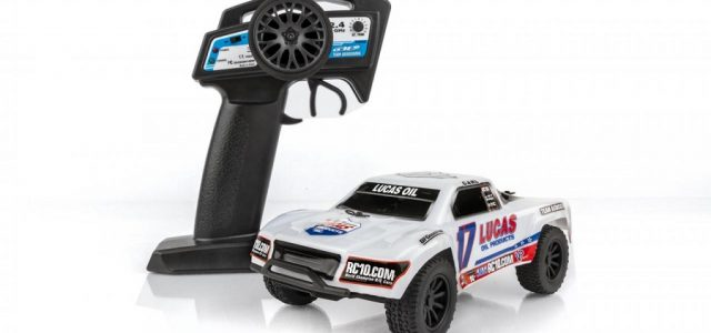 Associated RTR SC28 Lucas Oil Edition 1/28 SCT [VIDEO]