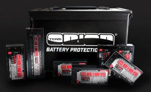 Team Orion Battery Protection Box