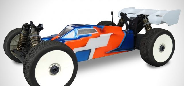 Tekno RC EB48.4 1/8 4wd Electric Buggy Kit