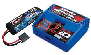 Traxxas 2s Single Battery And Charger Completer Pack