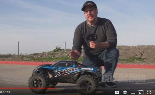 Traxxas X-Maxx With 8S Power-Up: We Drive It! [VIDEO]