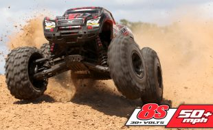 COMING SOON: Traxxas Boosting X-Maxx to 8S LiPo Power! [VIDEO]