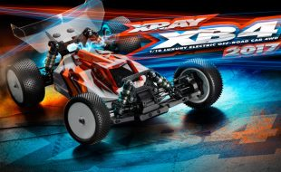 XRAY 2017 XB4 1/10 4wd Off-Road Buggy