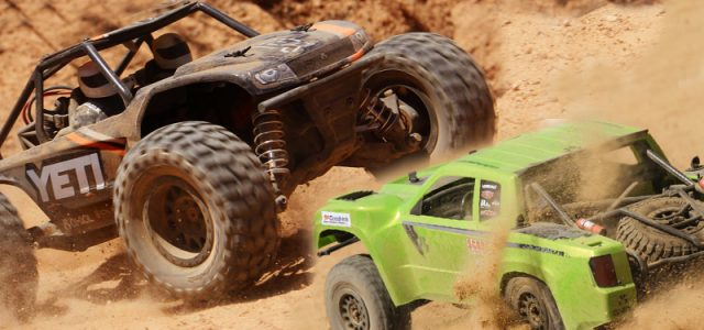 New Axial Yeti Score and Yeti Jr. 1/18 Rock Racer RTR [VIDEO]