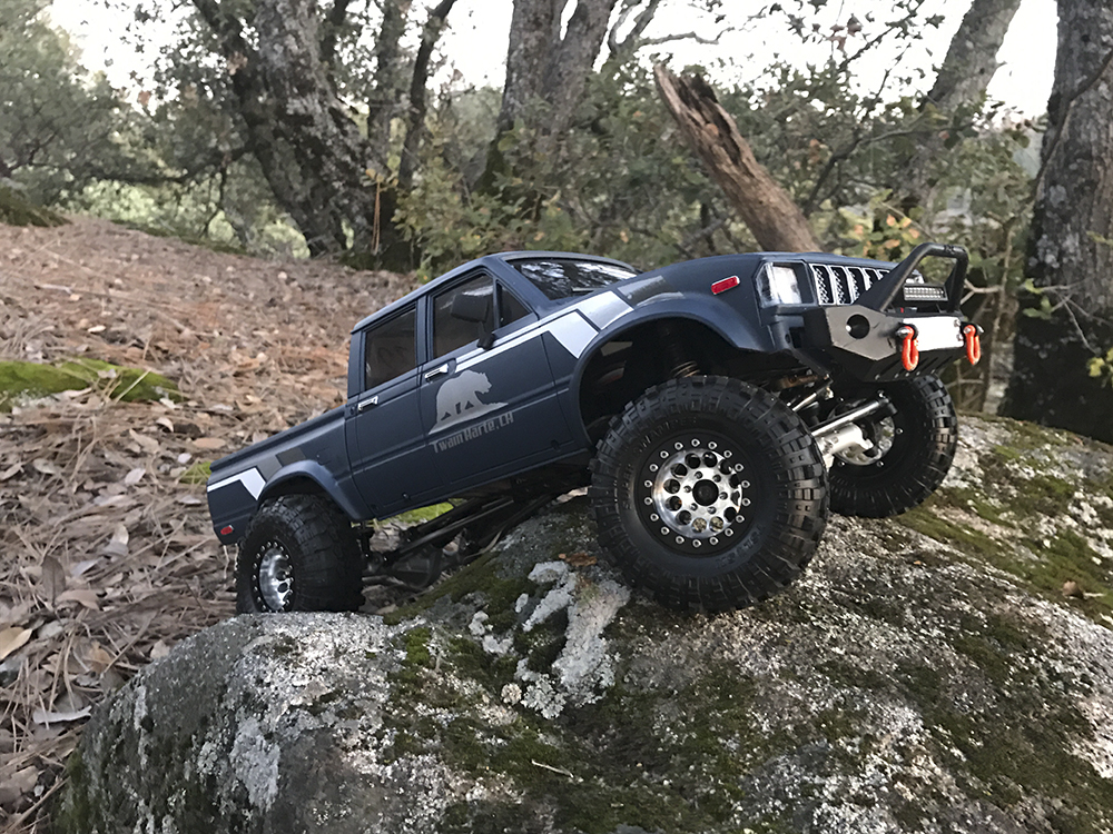 Axial SCX10-2, RC4WD Mojave, URScale, Pro-Line, CNC Customs, MIP, Holmes Hobbies, RC-DMV