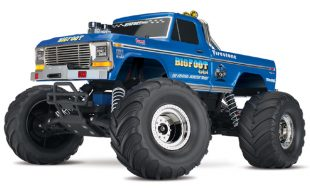 Old-School Monster! Traxxas Bigfoot No. 1 [VIDEO]
