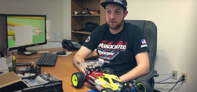 Team Associated's New 4WD Buggy Platform & History in the Class [VIDEO]