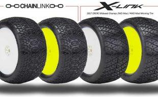AKA Pre-Mounted Crosslink & Chainlink 2.2″ Buggy Rear Tires