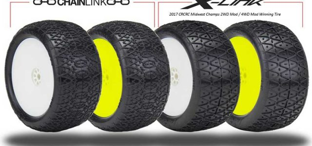 AKA Pre-Mounted Crosslink & Chainlink 2.2″ Buggy Rear Tires