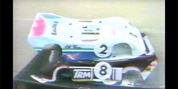 Flashback: 1989 National Ashby Indoor Carpet Racing [VIDEO]