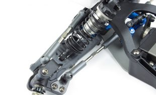 Avid B6 / B6D Carbon Steering Block Arm Set