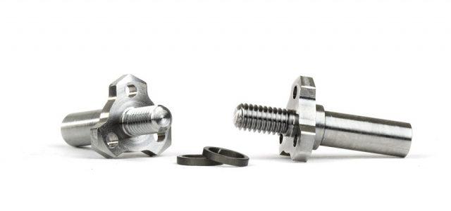 Avid Titanium B6 / B6D Triad Steering Axle