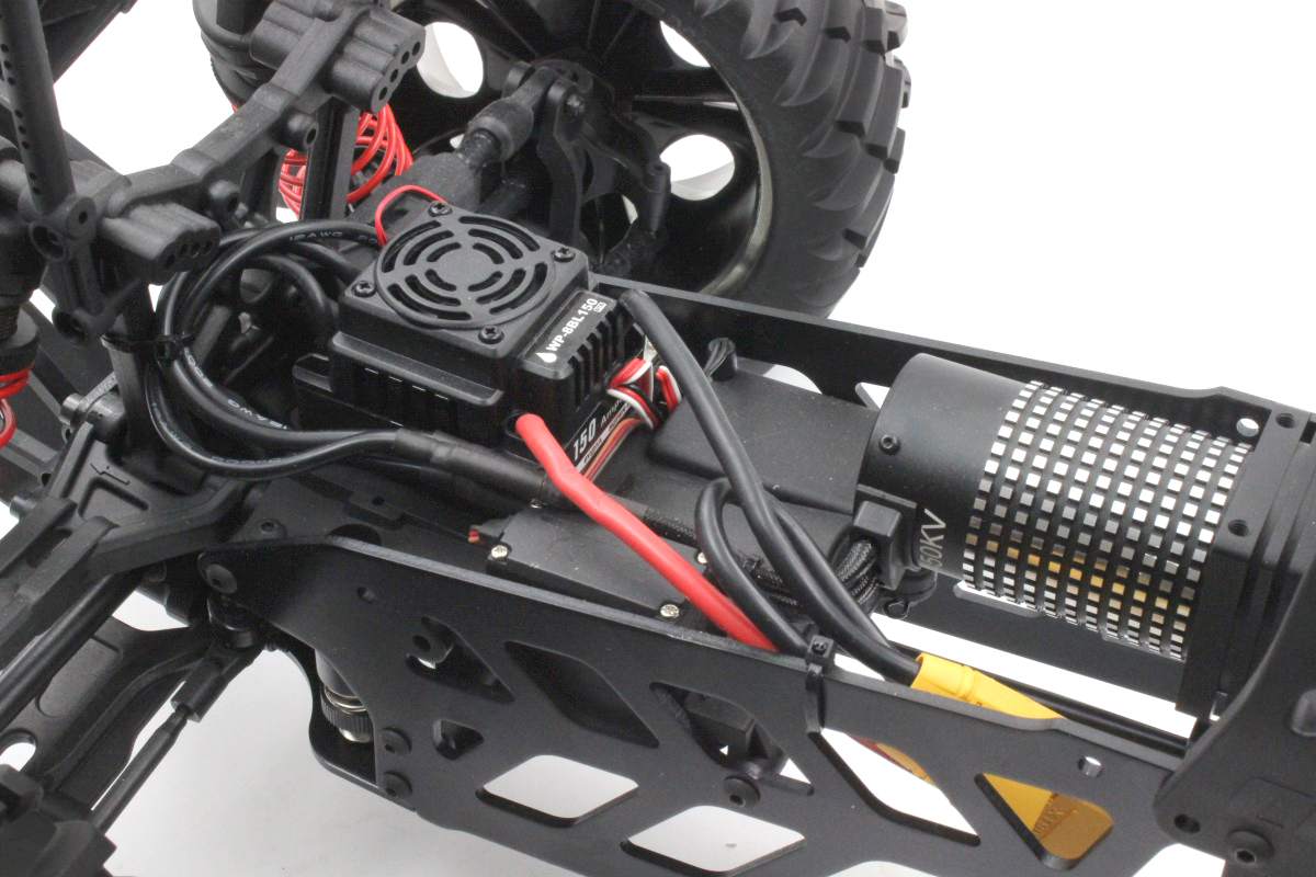 Cen Is Back With Colossus Xt Exclusive First Drive Rc Car Action