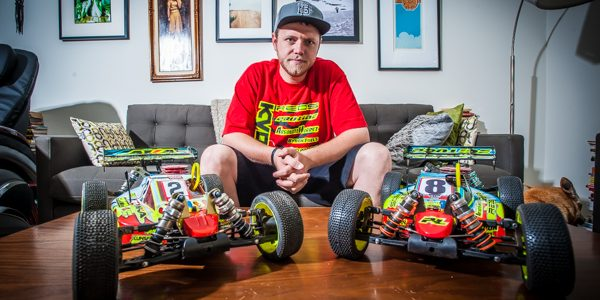 Cody King Departs Kyosho
