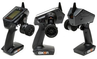 Spektrum DX5R 5-Channel DSMR Radio & SR6000T Rx