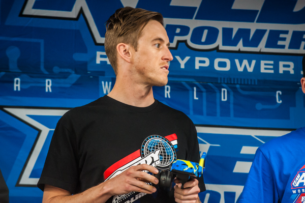 2017 marked some big changes for Dustin Evans who had been with TLR for years.