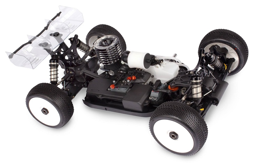 HB Racing D817 1_8 4wd Off-Road Nitro Buggy (4)