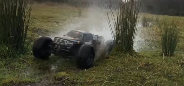 HPI Racing Savage XL FLUX [VIDEO]