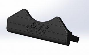 JConcepts B6 And B6D Rear Thumb Bumper