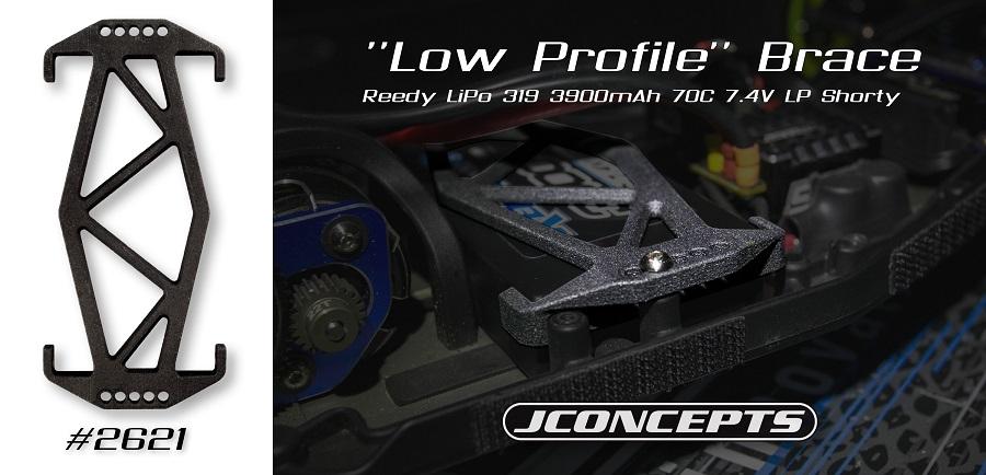 JConcepts B6_B6D Battery Brace For Reedy Lipo LP Shorty (2)