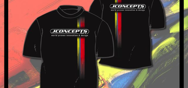 JConcepts Driver Commemorative Racing Stripe T-Shirts