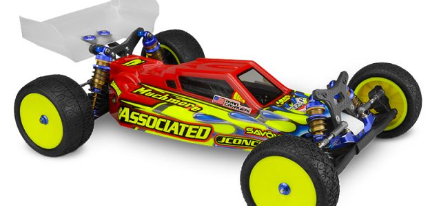 JConcepts F2 Body For The Team Associated B6 & B6D