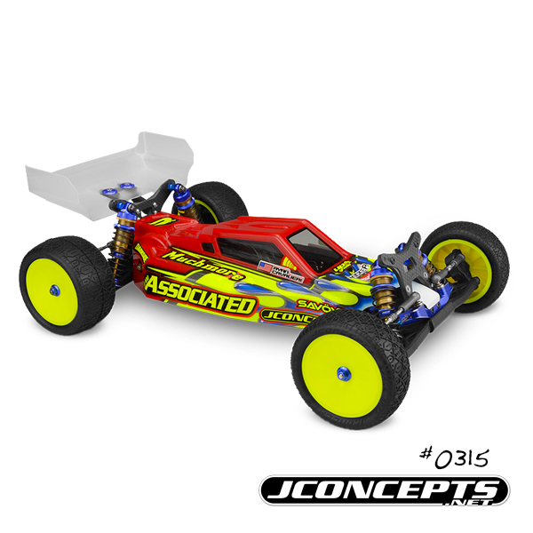 JConcepts F2 Body For The Team Associated B6 & B6D (2)