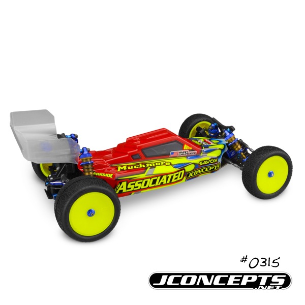 JConcepts F2 Body For The Team Associated B6 & B6D (3)