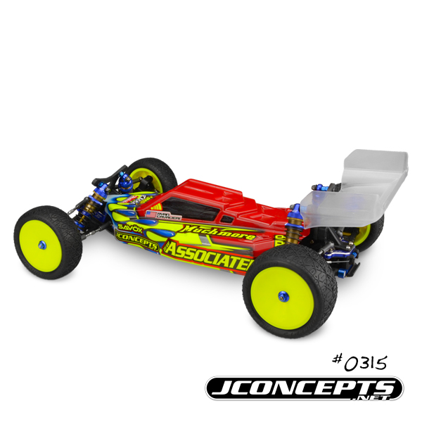 JConcepts F2 Body For The Team Associated B6 & B6D (4)